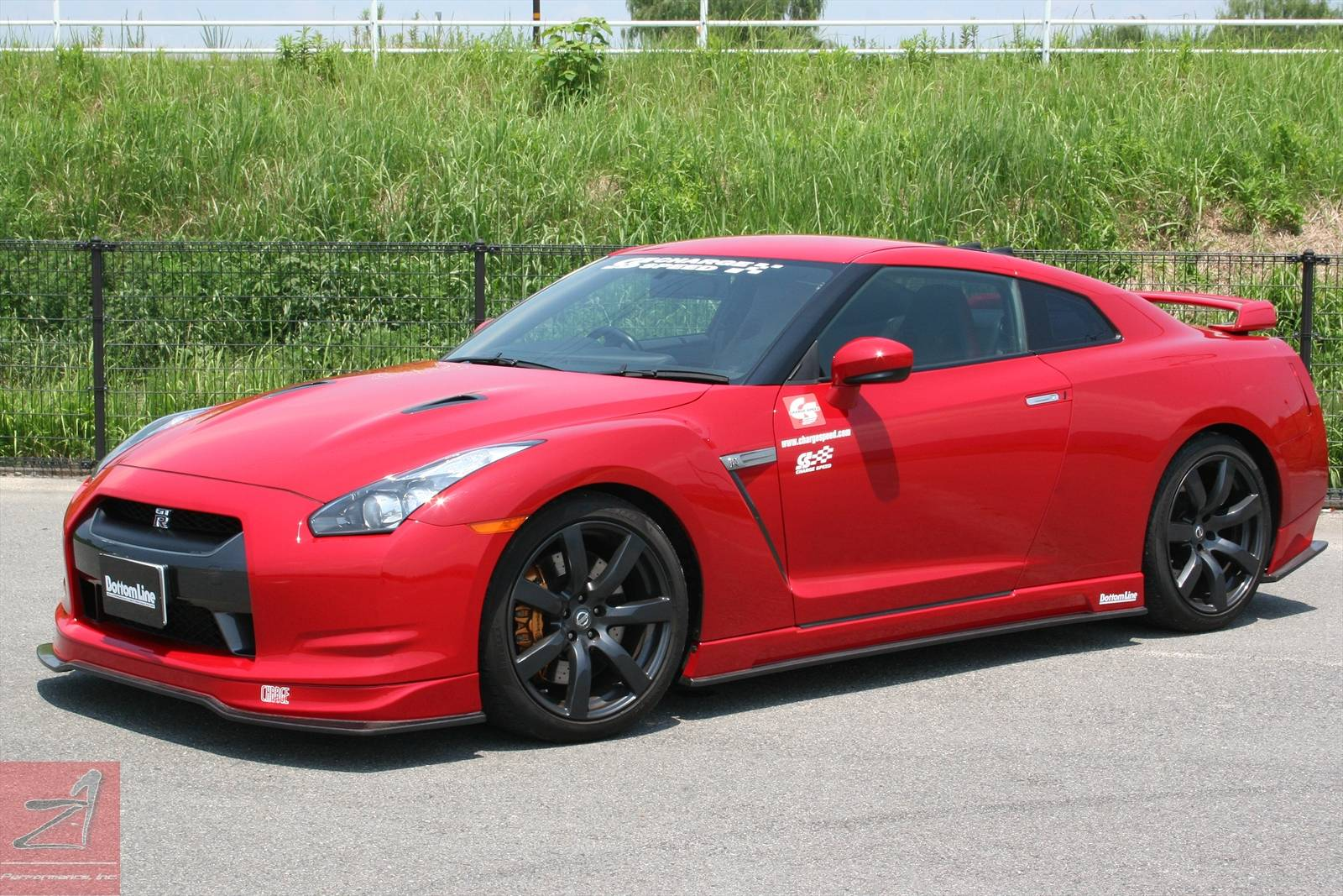 nissan gt-r aerodynamic kitchargespeed japan - gtspirit