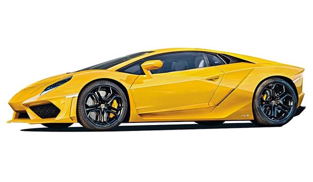 Gallardo Successor to be Called Lamborghini Huracan?