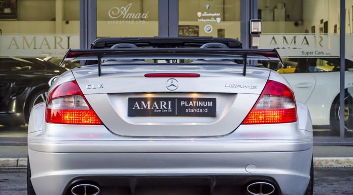 Rare 2007 Mercedes-Benz CLK DTM AMG Convertible For Sale