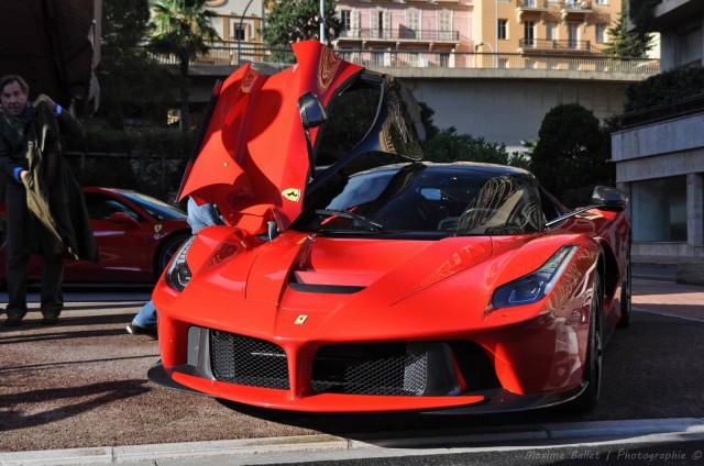 LaFerrari in Monaco