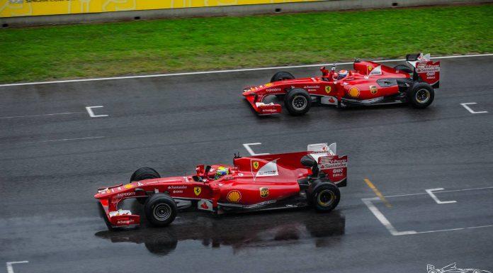 Ferrari World Finals 2013