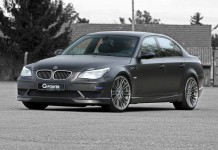 Official: G-Power BMW M5/M6 V10 Mono-Kompressor 30 Years Edition