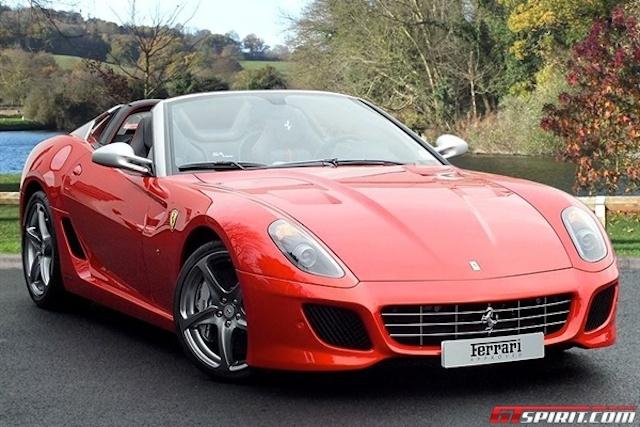 For Sale 1 Of 80 Ferrari 599 Sa Aperta Gtspirit