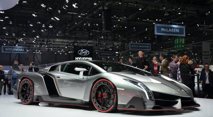 Geneva 2013: Lamborghini Veneno