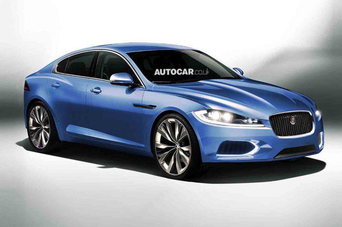Jaguar XS Design Complete With Concept Debut at Paris 2014
