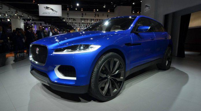 Jaguar J-Pace SUV