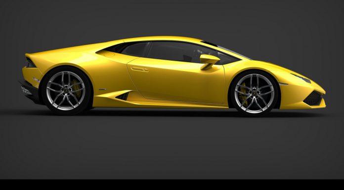More Lamborghini Huracan Photos Emerge
