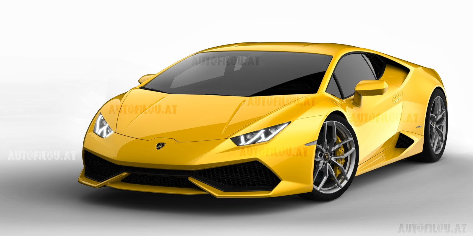 Is This The First Official Picture Of The 2015 Lamborghini