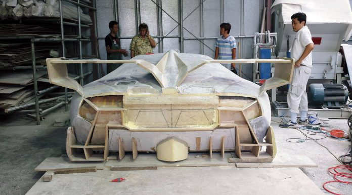 Lamborghini Murcielago inspired by Veneno and Egoista