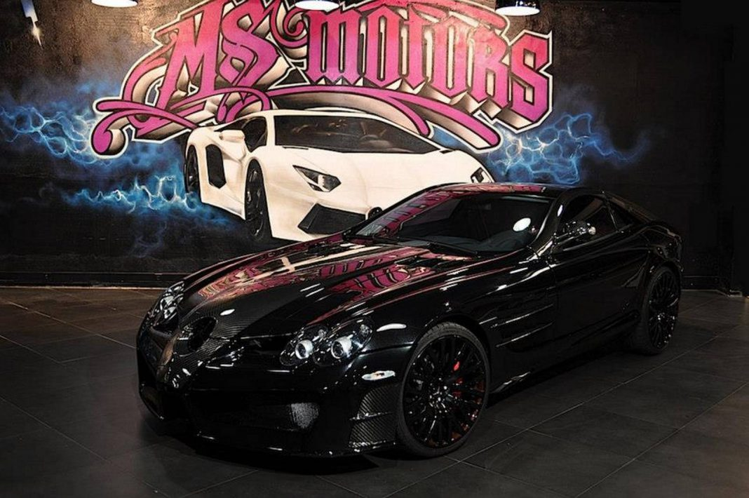 Mansory SLR Renovatio by MS Motors