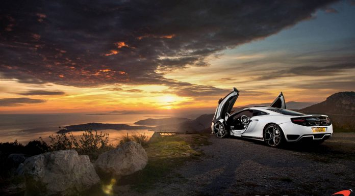 Official: McLaren MSO 12C Concept Car