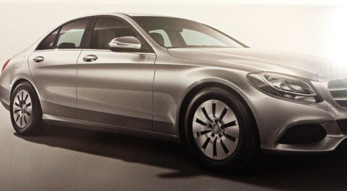 New Images of 2015 Mercedes-Benz C-Class Along With Schumacher Test