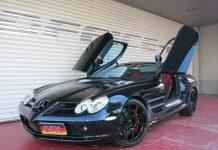 Carlsson Mercedes-Benz SLR McLaren by Office-K
