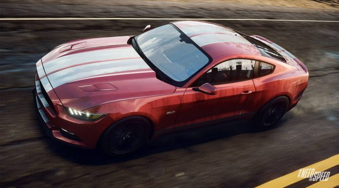 2015 Ford Mustang Now Available on NFS Rivals Patch
