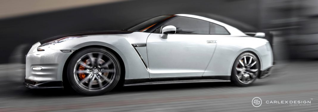 Official: Nissan GT-R by Carlex Design