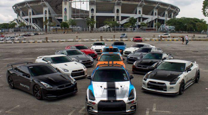 GTR Life Club Malaysia Photoshoot