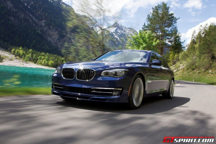 M Division Engineering Boss Wants a BMW M7