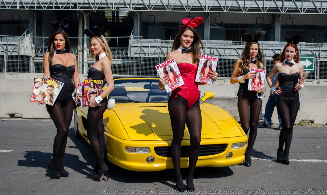 Panorama Ferrari 2013 in Mexico