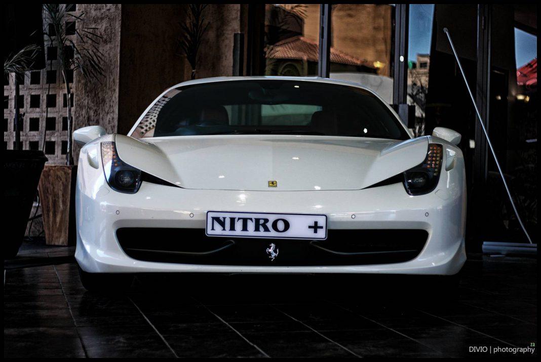 Pitbull / Soutside Crew Car Show in Johannesburg