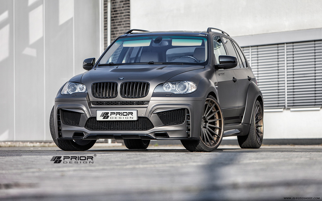 official bmw e70 x5 pd5x by prior design gtspirit. Black Bedroom Furniture Sets. Home Design Ideas
