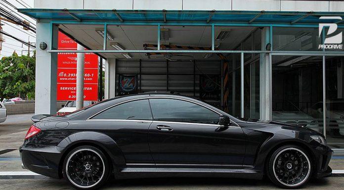 Prior Design Black Edition V2 Mercedes CL Widebody