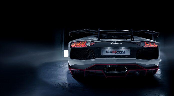 820hp RevoZport LaMotta Lamborghini Aventador