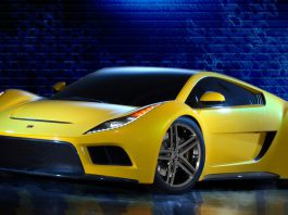 Saleen's Electric Car to be Tuned Tesla Model S