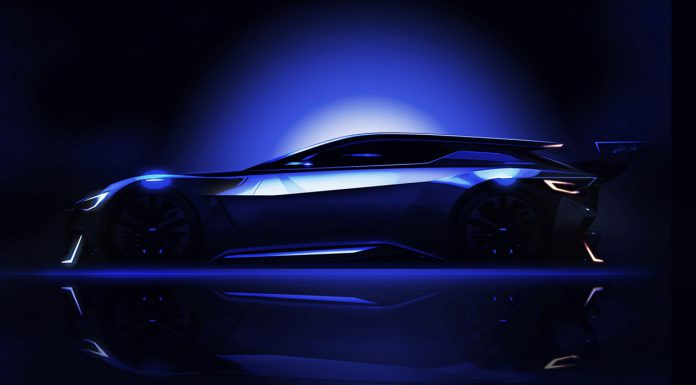 Subaru Jumps Onboard and Teases Its Vision Gran Turismo Concept