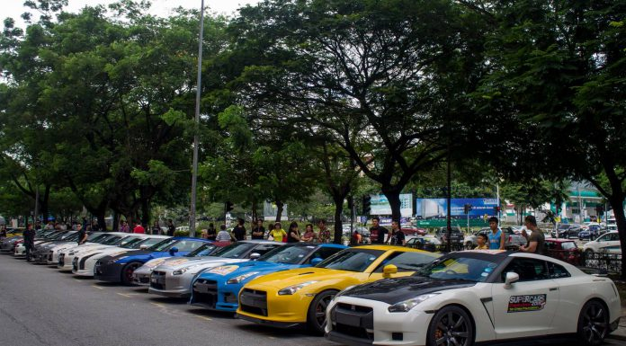 Singapore and Malaysia Supercar Charity Drive