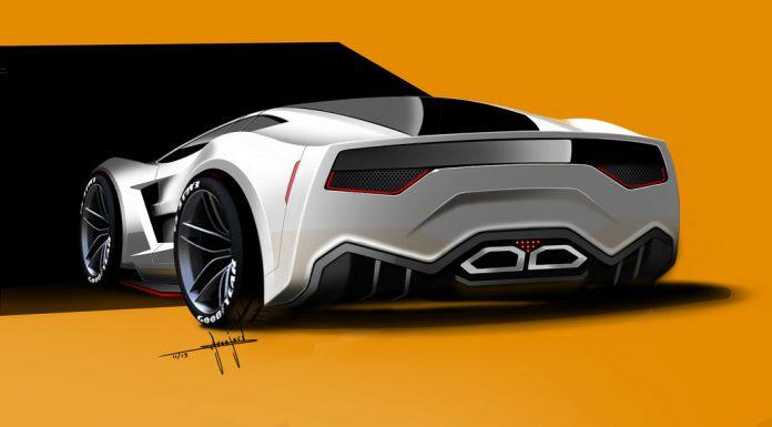 Official: Supervettes SV8.R C7 Aerodynamic Kit for C6 Models