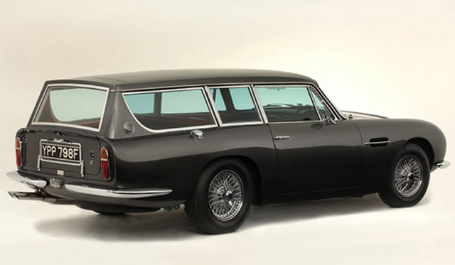 Rare Aston Martin DB6 Vantage Shooting Brake For Sale