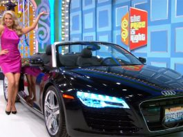 Contestant on The Price is Right Wins Audi R8 Spyder!