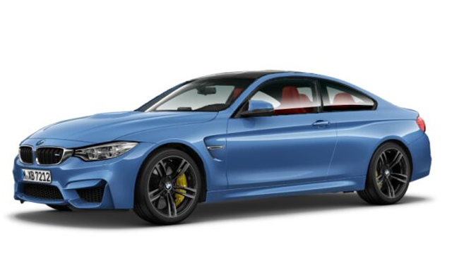 Configurators Launched for 2014 BMW M3 and M4