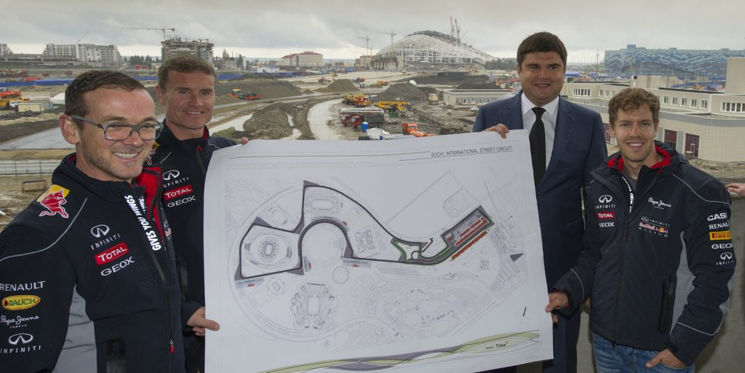 FIA Releases Finalised 2014 Formula One Calender