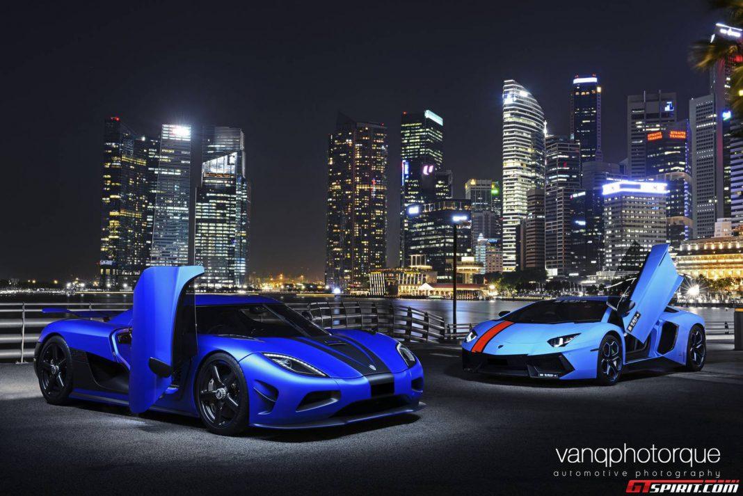Novitec Torado Vs. Koenigsegg Agera S Photoshoot!