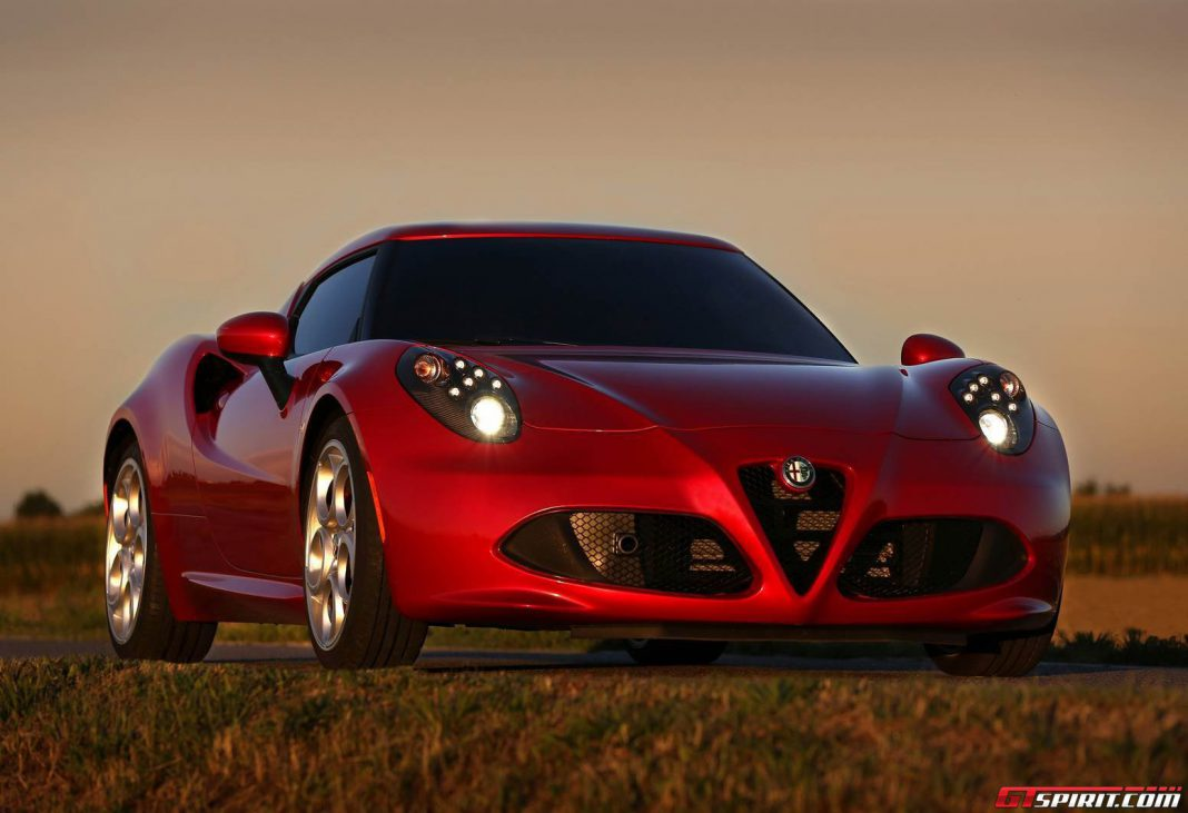 Alfa Romeo Planning 4-Series and 6-Series Rivals Among Others
