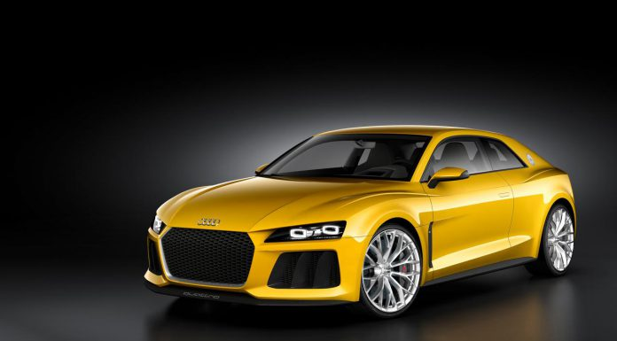 Production-Spec Audi Sport Quattro May Have Five-Cylinder 350hp Engine