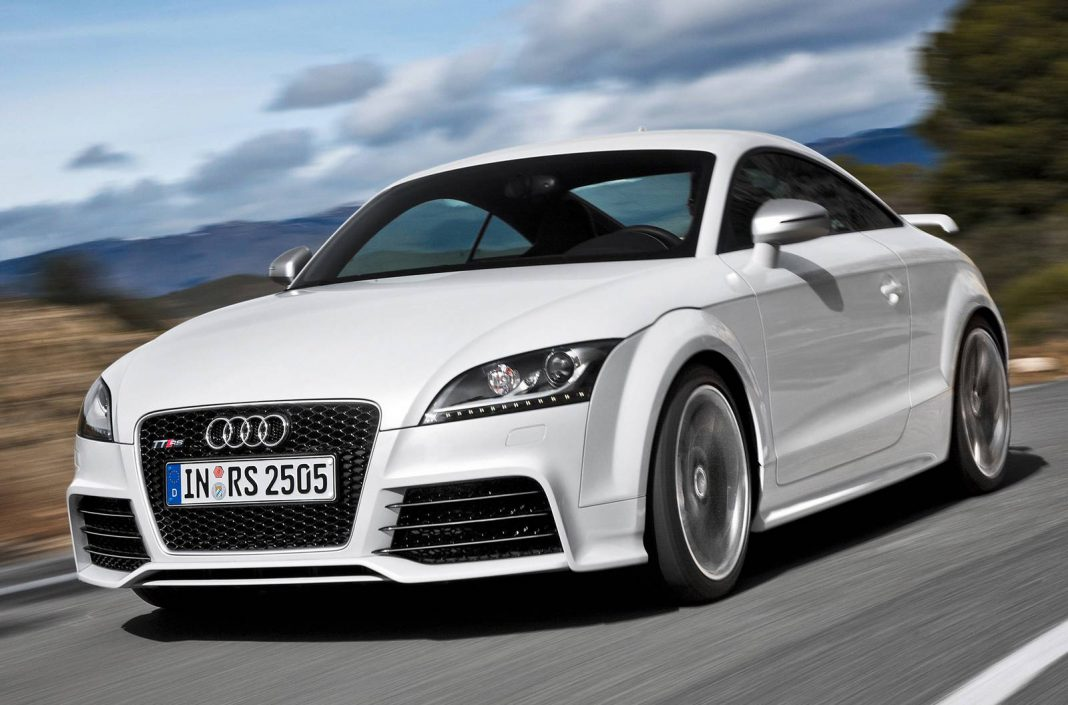 Next-Generation Audi TT Confirmed for Debut Next Year