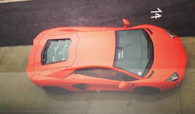 Lamborghini Aventador Flavio Pierleoni