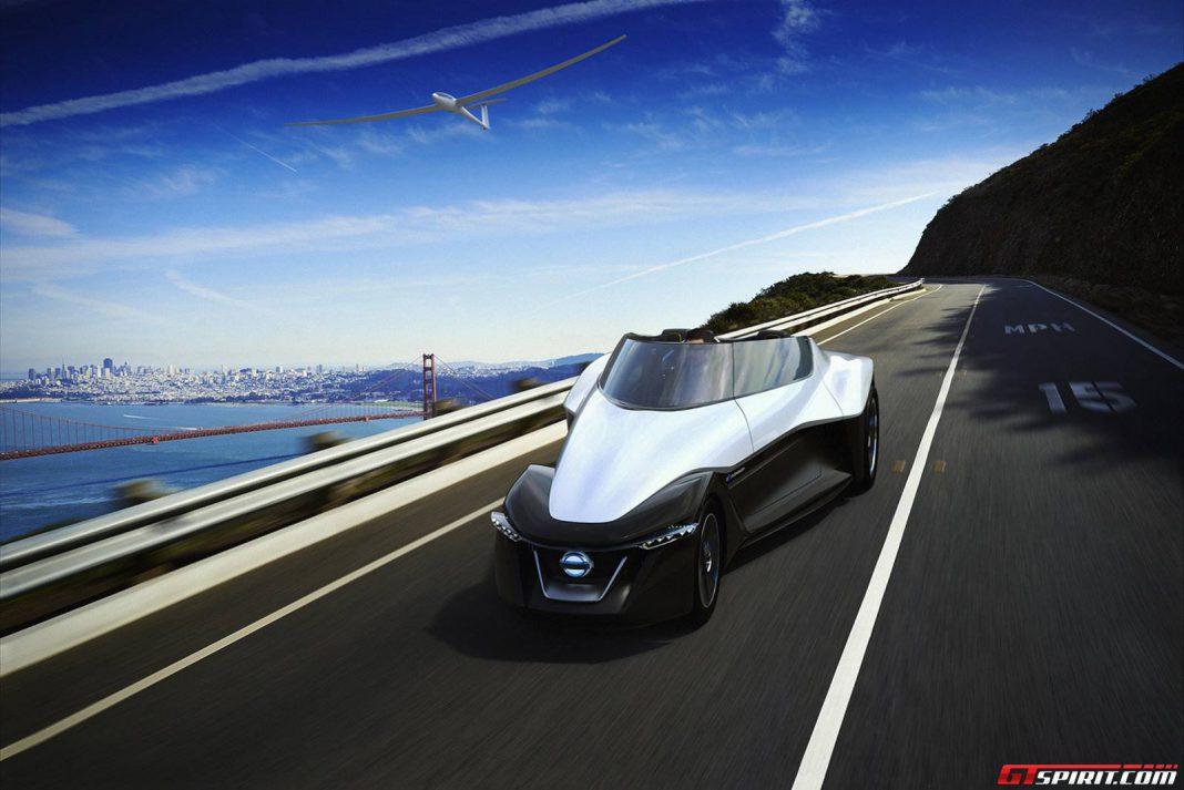 Nissan Thinks BladeGlider Will be the World's Best Handling Car