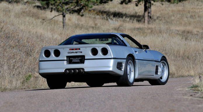 1988 Chevrolet Corvette Callaway Sledgehammer