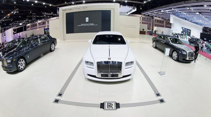 Rolls-Royce Art Deco Collection Debuts in Bangkok