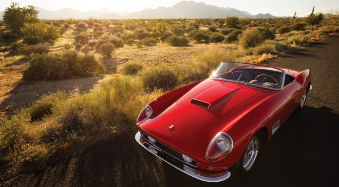 Ferrari 250 GT California Expected to Fetch $8 Million at Auction