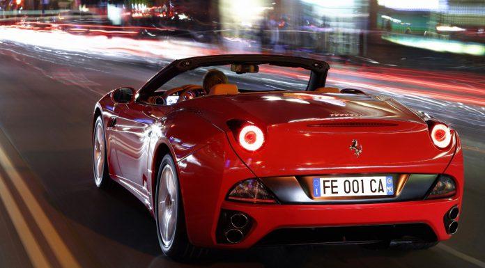 Next-Generation 2015 Ferrari California Could Debut With Turbos at Geneva