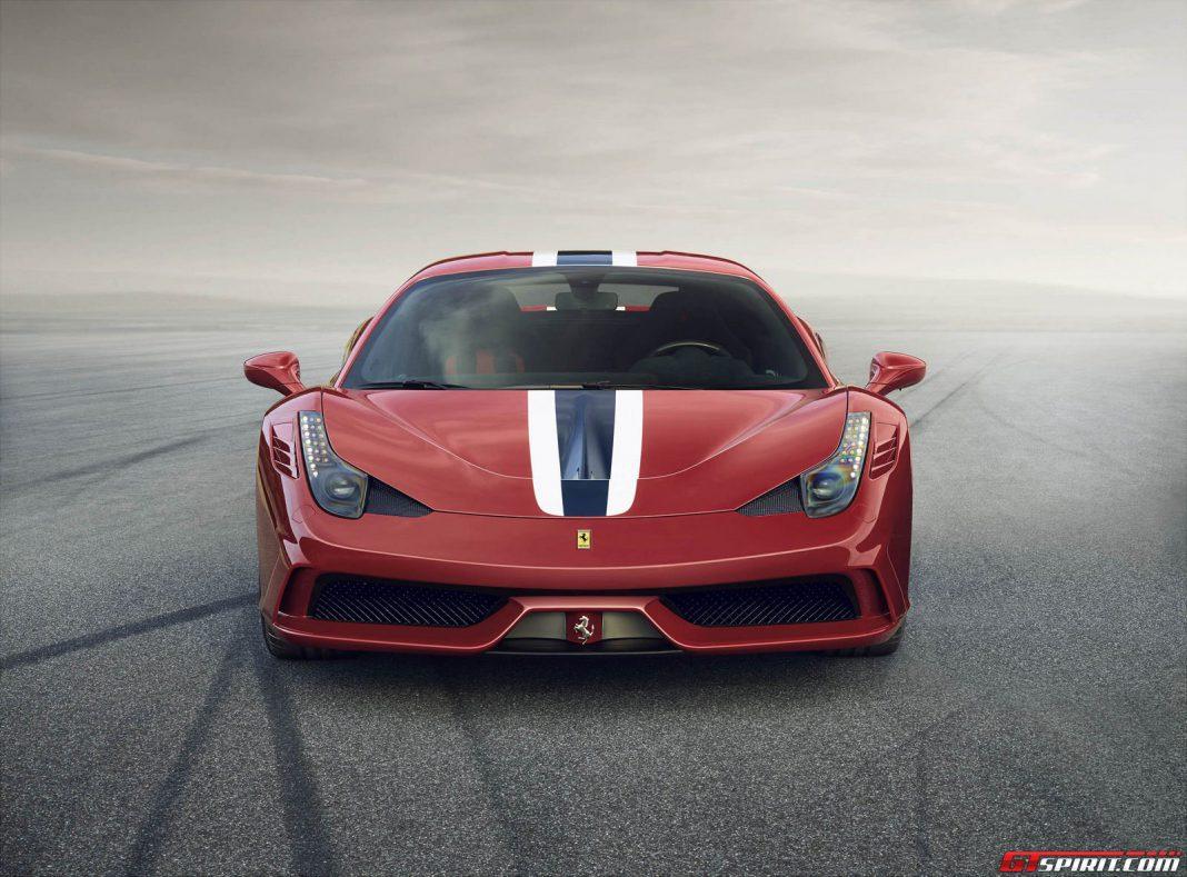 Entry-Level V6-Powered Ferrari 458 Italia Variant Coming Soon