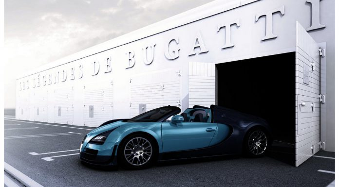 Bugatti Sells Its 400th Veyron, 50 More Left!