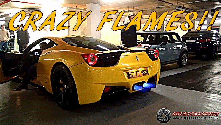 Video: Best of Novitec Ferrari 458s London and Monaco 2013