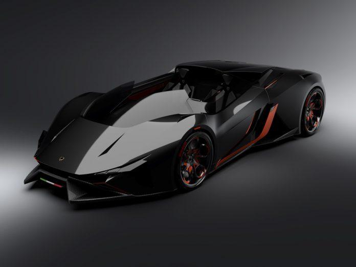 2023 Lamborghini Diamante Concept by Thomas Granjard
