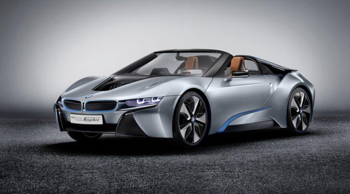 BMW i8 Spyder Could Face Development Delays