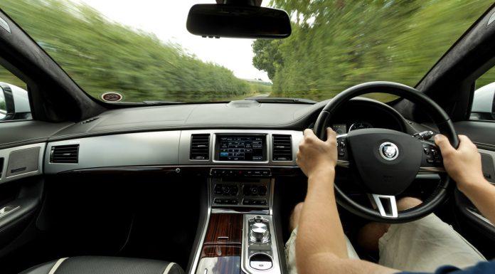 Jaguar XF Sportbrake Drive